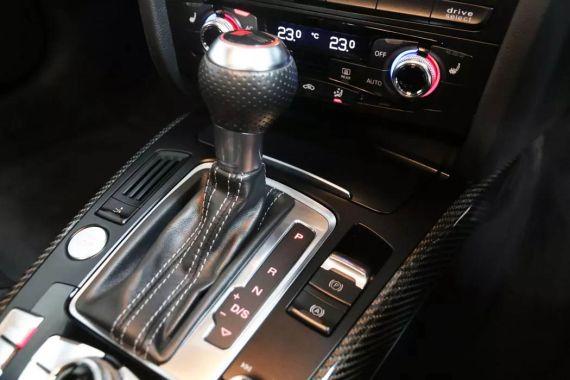 Audi RS5 interior 2
